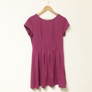 BCX pink casual dress Sz 13